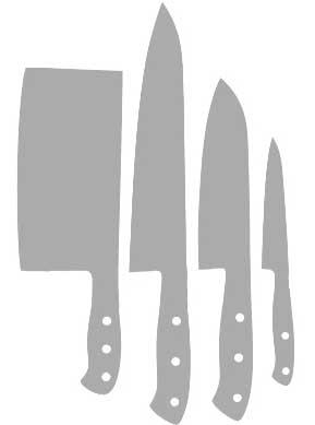 CHEF'S KNIFE SHOP