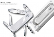 VICTORINOX Limited Edition 2016 EVOLUTION WHITE CHRISTMAS