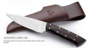 PALLARES Hunting Knife Carbonsteel