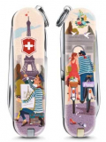 0.6223.L1810 VICTORINOX Classic Limited Edition 2018 Modell THE CITY OF LOVE