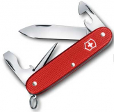 0.8201.L18 VICTORINOX Limited Edition 2018 Modell PIONEER ALOX BEERENROT