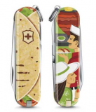 0.6223.L1903 VICTORINOX Classic Limited Edition 2019  Modell Mexican Tacos