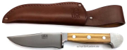 GÜDE Hunting knife   ALPHA OLIVE