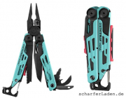 LEATHERMAN SIGNAL Multi-Tool aqua