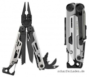 LEATHERMAN SIGNAL Multi-Tool black & silver