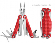 LEATHERMAN CHARGE®+ G10 Multi-Tool rot