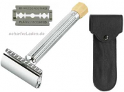 510 Merkur Razor  extra long with case