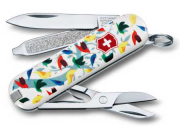 VICTORINOX Classic Limited Edition 2012 Modell LITTLE BIRDS