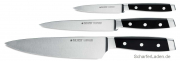 FELIX Serie FIRST CLASS Kochmesser Set 3-teilig