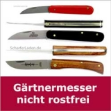 Profi Gärtnermesser