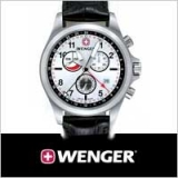 Uhr Wenger Swiss Made