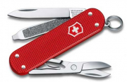 0.6221.L18 VICTORINOX Limited Edition 2018 Modell CLASSIC ALOX BEERENROT