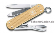 0.6221.L19 VICTORINOX Limited Edition 2019 Modell CLASSIC ALOX CHAMPAGNE GOLD