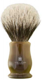 21mm Horn Shaving Brush Silverspitze