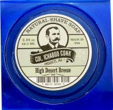Col. Conk Rasierseife Natural Shave Soap High Desert Breeze