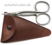 H. W. Böker Scissors Skin incl leather case