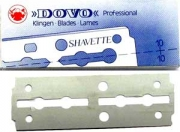Shavette  10 Blades suitable for the black system