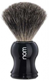Shaving Brush Badger's Hair Black