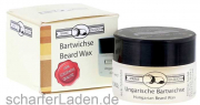 Ungarische Bartwichse Beard Wax Golddachs 16ml in Glasdose