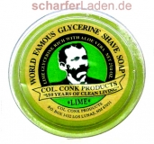 Col Conk shaving soap Lemon